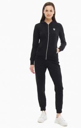 Спортивный костюм EA7 3GTV53 TJ31Z 1200, черный/серебристый, XXS INT