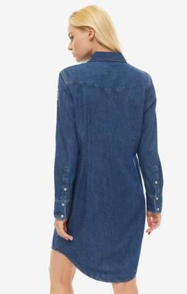 Платье женское Calvin Klein Jeans J20J2.11833.9110 синее/черное/белое M