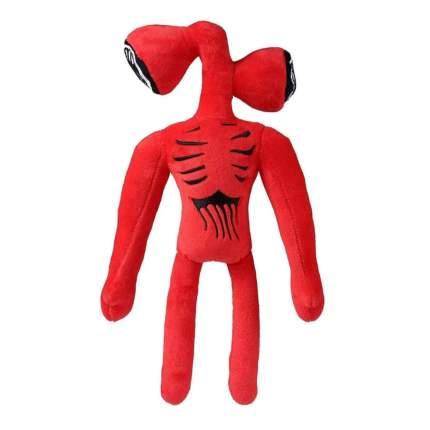 Мягкая игрушка монстр Siren Head сиренеголовый красный длинноногий, 35 см