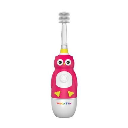 Электрическая зубная щетка Megaten Kids Sonic Совушка