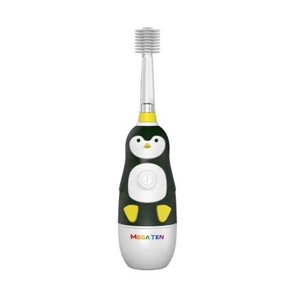 Электрическая зубная щетка MEGA TEN Kids Sonic Пингвиненок