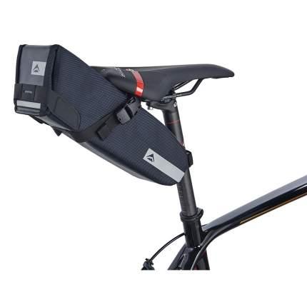 Велосипедная сумка Merida Battery Bag черная/серая