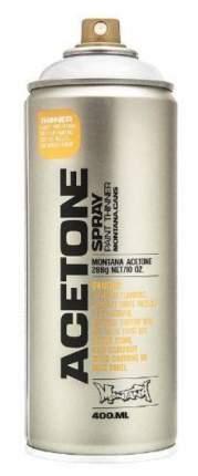 Очиститель кэпов Montana Acetone 400 мл