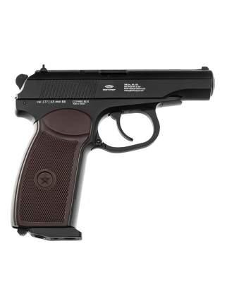 Пистолет пневматический Gletcher PM 1951 + 3 баллона СО2+ дробь 500 шт.