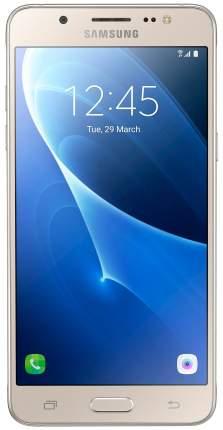 Смартфон Samsung Galaxy J7 (2016) 16Gb Gold (SM-J710)