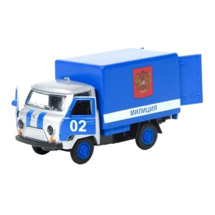 Полицейская Машинка Технопарк УАЗ 3303 Милиция Полиция