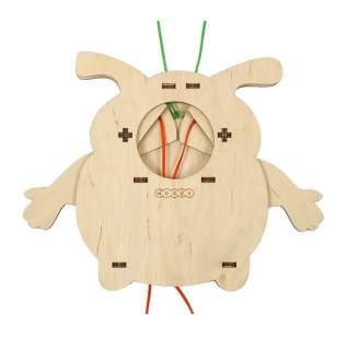 Деревянный конструктор Woody O0853