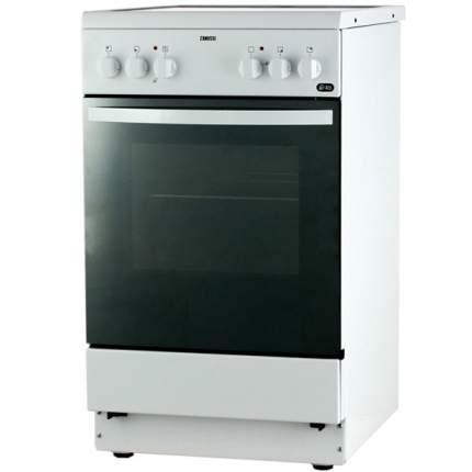 Электрическая плита Zanussi ZCV9540G1W White