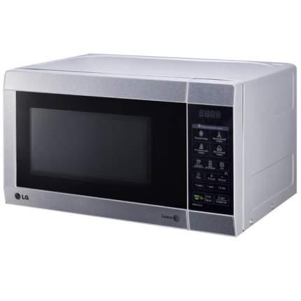 Микроволновая печь соло LG MS2042UY silver/black