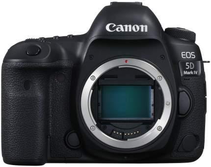 Фотоаппарат зеркальный Canon EOS 5D Mark IV Body Black
