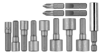 Набор бит для дрелей, шуруповертов Stayer 2611-H13