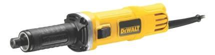 Сетевая прямая шлифовальная машина DeWALT DWE4884-QS
