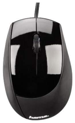 Проводная мышка Hama H-52378 M360 Black (52378)