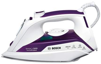 Утюг Bosch TDA502801T White/Purple