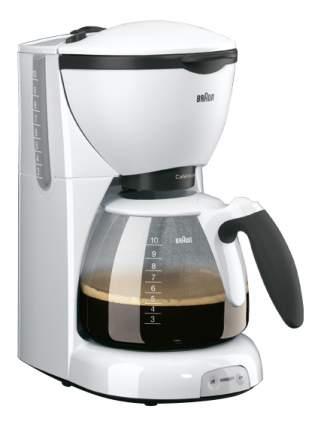 Кофеварка капельного типа Braun KF520/1 White