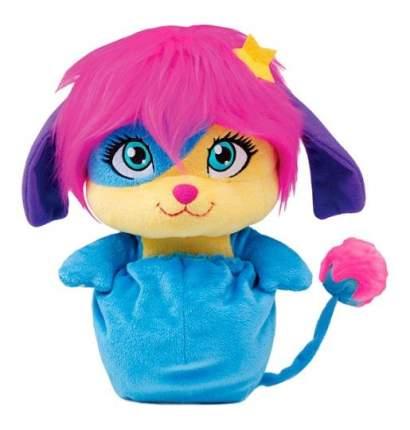 Мягкая игрушка Popples 56309-b Малыши-прыгуши 28 см сворачивается в шар (голубой)