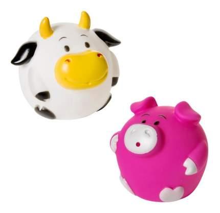 """Набор игрушек для ванны """"кругляши с фермы"""", 2 шт."""