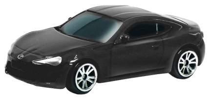 Легковая машина Uni-Fortune Toyota 86 без механизмов черный 9x4x4 см