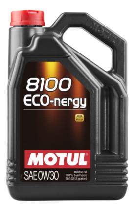 Масло моторное Motul 8100 Eco-nergy 0w-30 5l