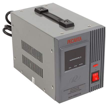 Однофазный стабилизатор Ресанта АСН-2000/1-Ц
