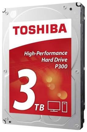 Внутренний жесткий диск Toshiba P300 3TB (HDWD130EZSTA)