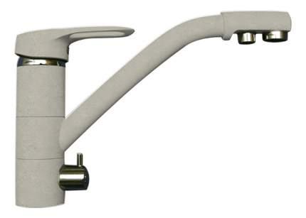 Смеситель для кухонной мойки LAVA SG05 SCA серый