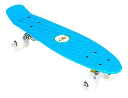 Скейтборд Leader Kids синий