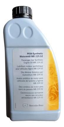 Моторное масло Mercedes-Benz 229,52 SAE 5W-30 1л