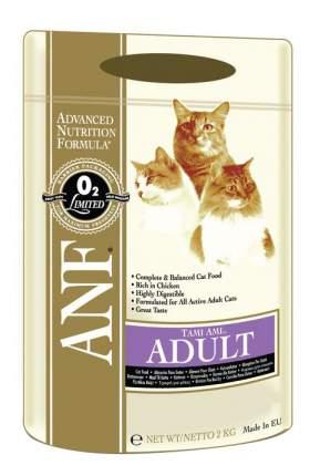 Сухой корм для кошек ANF Tami Ami, для активных, курица, 2кг