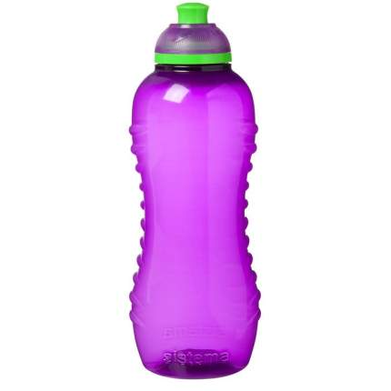 Бутылка Sistema Hydrate 0.46л зеленый (785NW)
