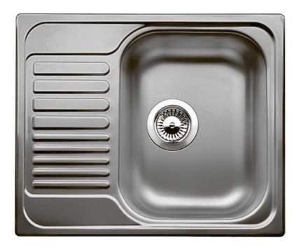 Мойка для кухни из нержавеющей стали Blanco TIPO 45 S Mini 516525 сталь с декором