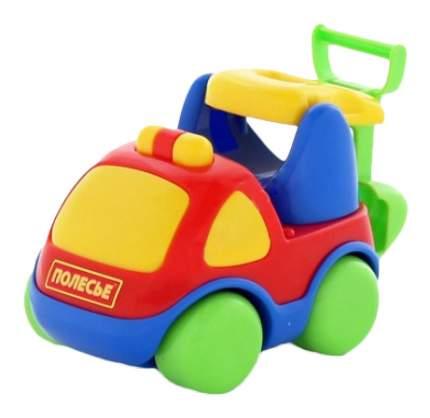 Машинка пластиковая Полесье Карат