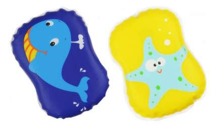 Игрушка для купания Baby Mix Звездочка и кит