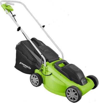 Электрическая газонокосилка Greenworks GLM1232 2502207
