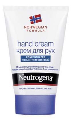 Крем для рук Neutrogena Концентрированный с запахом 50 мл