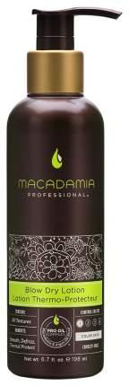 Средство для укладки волос Macadamia Blow Dry Lotion 198 мл