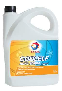 Антифриз Total COOLELF Розовый Готовый антифриз 5л 4.7кг