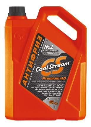 Антифриз CoolStream Оранжевый Готовый антифриз 5л