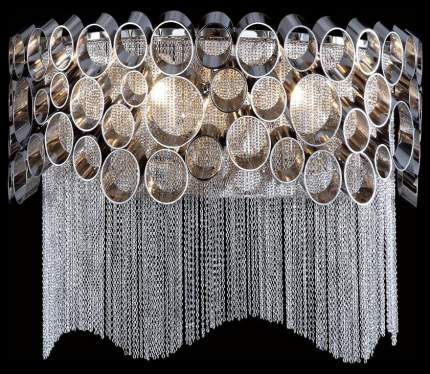 Настенный светильник Crystal Lux Hauberk AP2