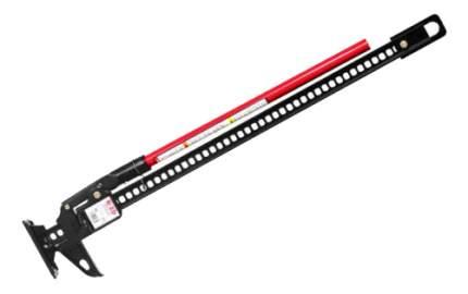 Домкрат реечный HI-LIFT HL-484 BLACK чугун; сталь 122 см