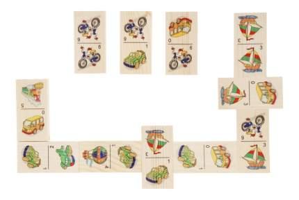 Семейная настольная игра Анданте Транспорт Д215а