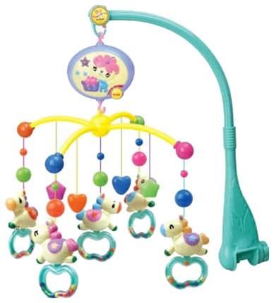 Подвесная игрушка Shantou Gepai Мое солнышко Пони со звуком 601-8