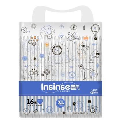 Подгузники INSINSE Q5 (13+кг) 16 шт. XL (12)