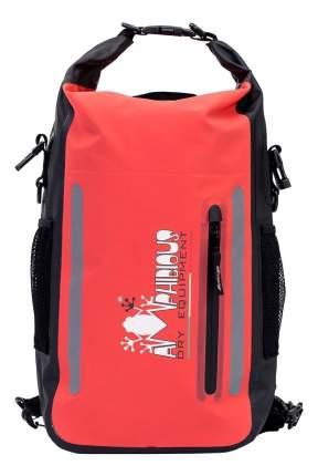 Рюкзак для плавания Amphibious Atom 15 л красный