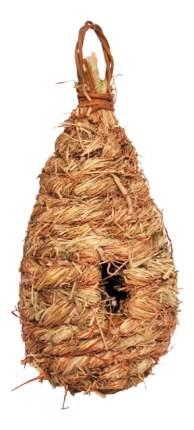 Triol PT6161 Гнездо-домик для птиц Капля, 23 см