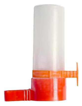 Поилка для птиц Дарэлл, красный, 150 мл