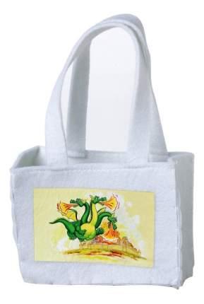 Пакет подарочный Shantou Gepai 12 x 16 см