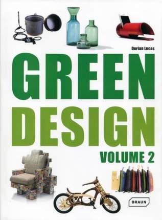 Книга Green Design, Volume 2