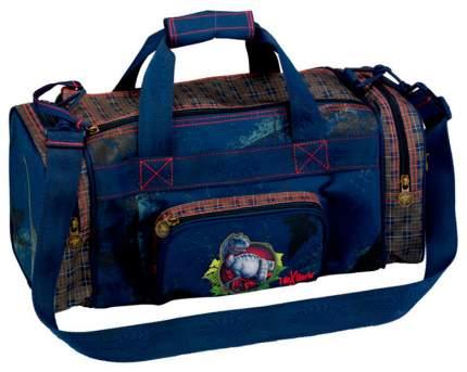Спортивная сумка Spiegelburg T-Rex World синяя