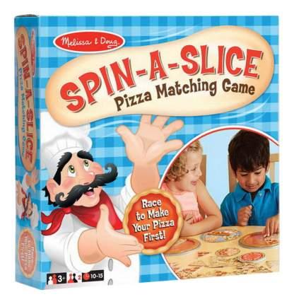 Семейная настольная игра Melissa & Doug Приготовь пиццу